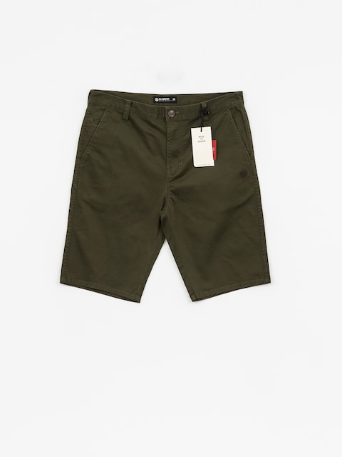Element Shorts Howland Classic Wk (rifle green)