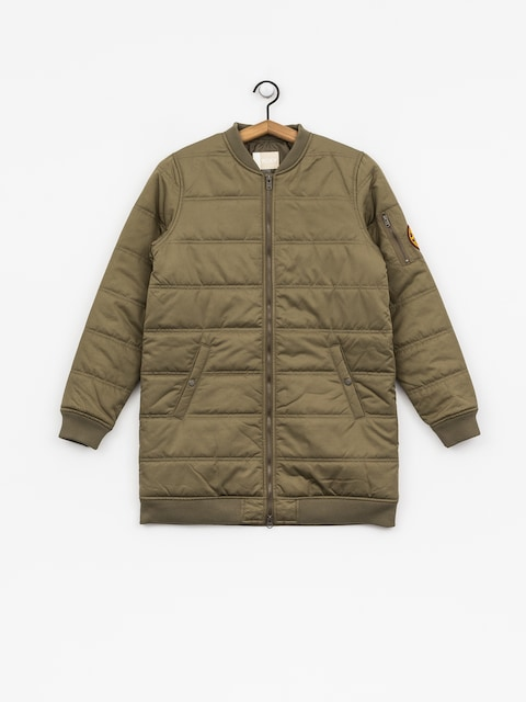 Roxy Jacke Fade Out Wmn (burnt olive)