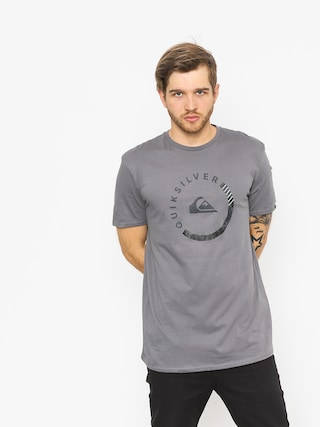 Quiksilver T-Shirt Slab Session (quiet shade)