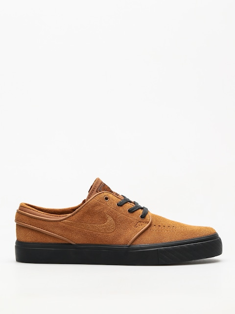 Nike SB Shoes Zoom Stefan Janoski (lt british tan/lt british tan black)