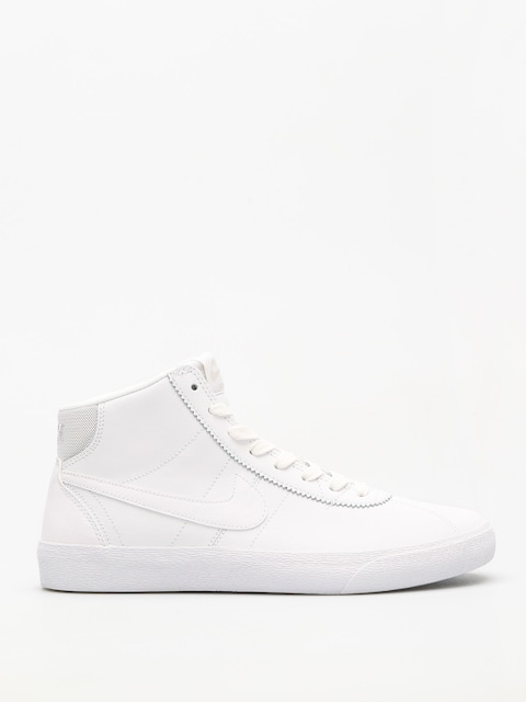 Nike SB Schuhe Sb Bruin Hi Wmn (white/white vast grey)