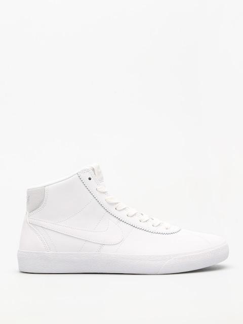 Nike SB Shoes Sb Bruin Hi Wmn (white/white vast grey)