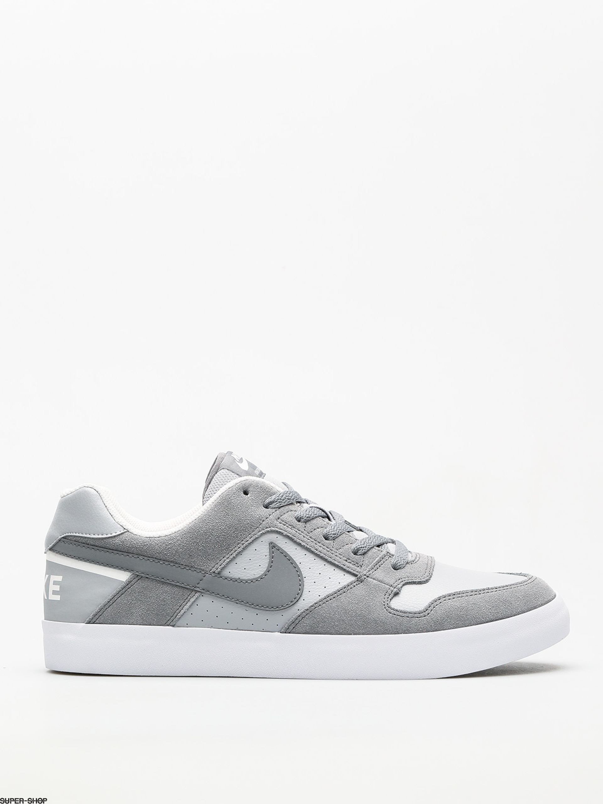 Nike SB Shoes Sb Delta Force Vulc (cool grey cool grey wolf grey white) 92c0a63a0700
