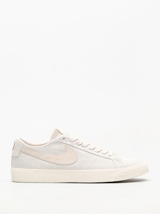 ab077997e37 Nike SB Shoes Sb Zoom Blazer Low Canvas Deconstructed (phantom light bone habanero  red)