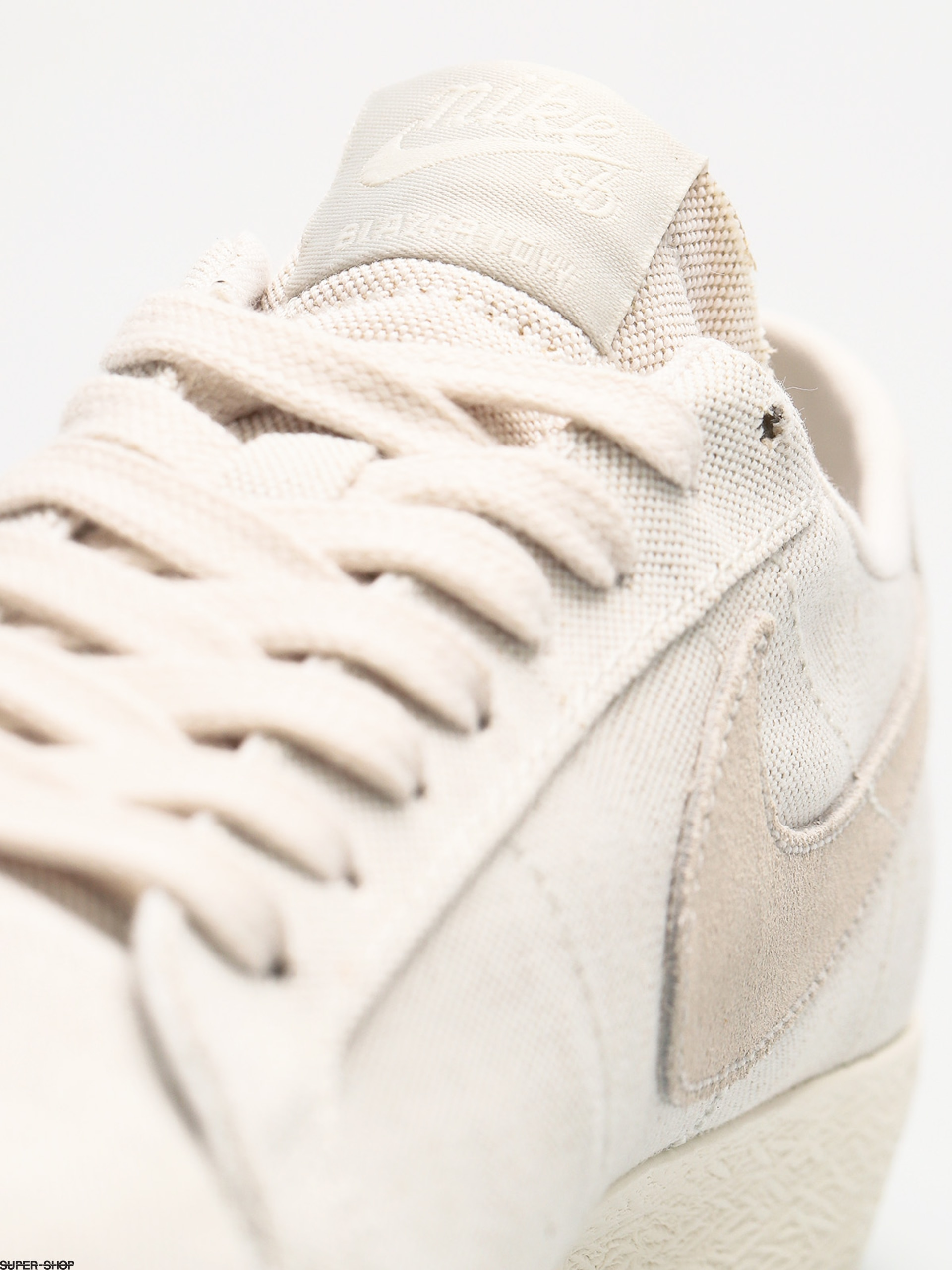 6ddee5e547c82 Nike SB Shoes Sb Zoom Blazer Low Canvas Deconstructed (phantom light bone  habanero red)