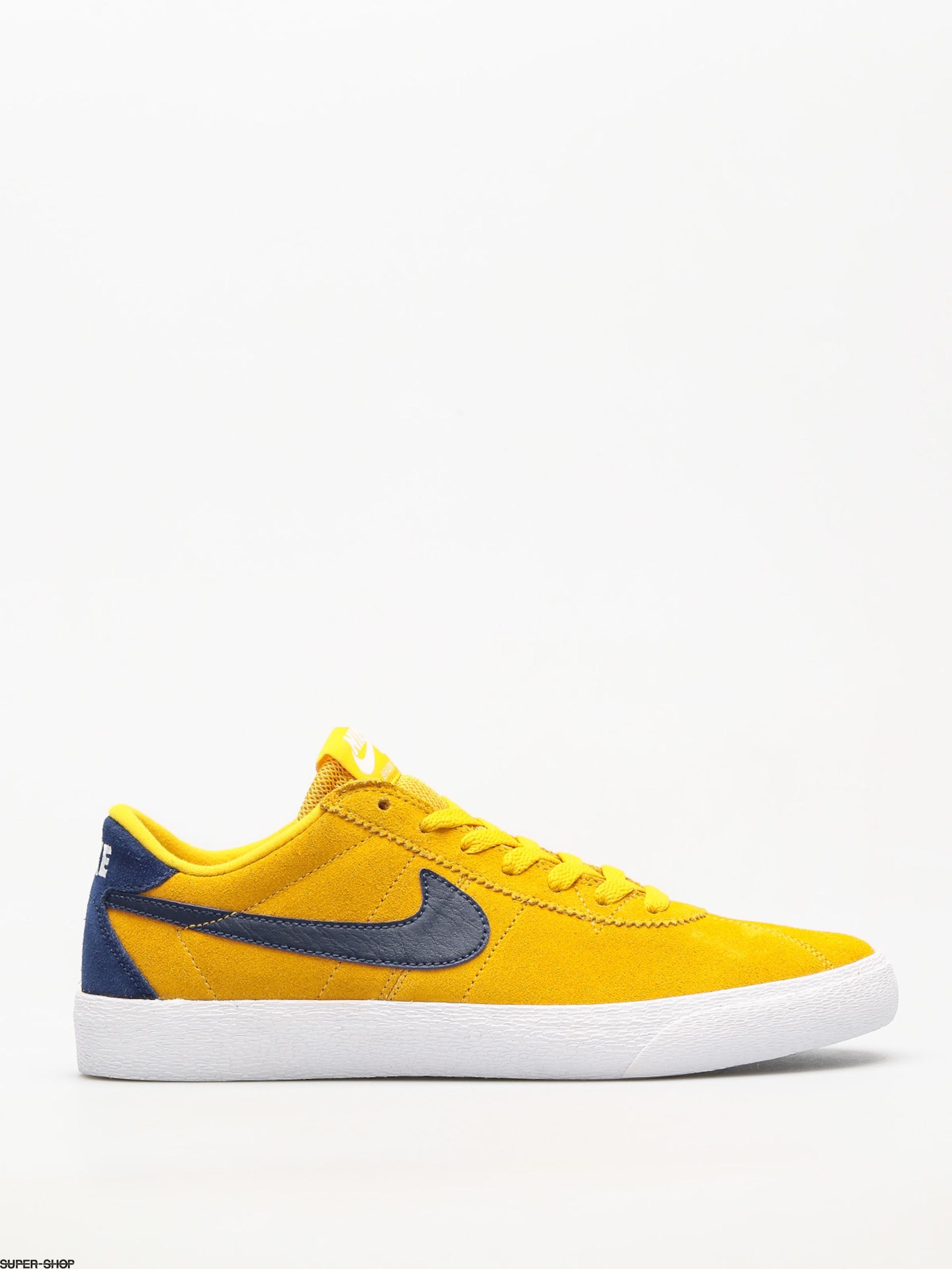 873276831c31 Nike SB Shoes Sb Bruin Lo Wmn (yellow ochre blue void white)