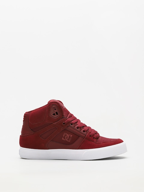DC Schuhe Pure Ht Wc (burgundy)