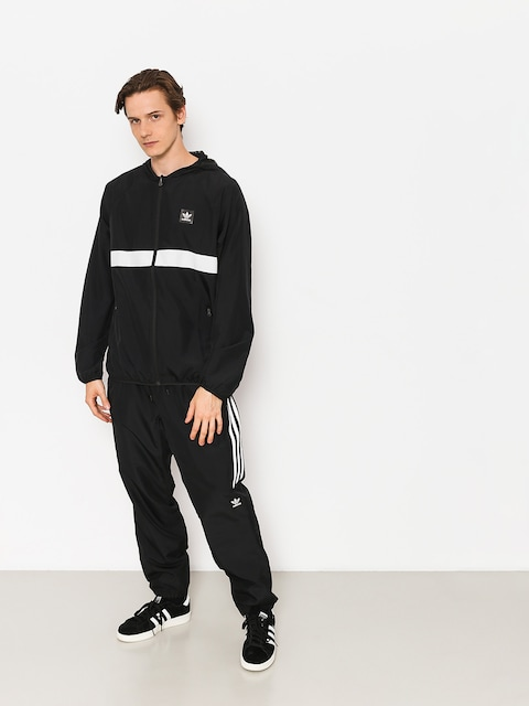 adidas Jacke Bb Wind (black/white)