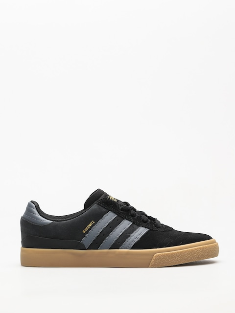 adidas Shoes Busenitz Vulc (core black/onix/gum4)