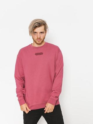Vans Sweatshirt Overtime (dry rose)