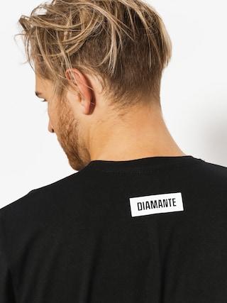 Diamante Wear T-shirt SOS (black)