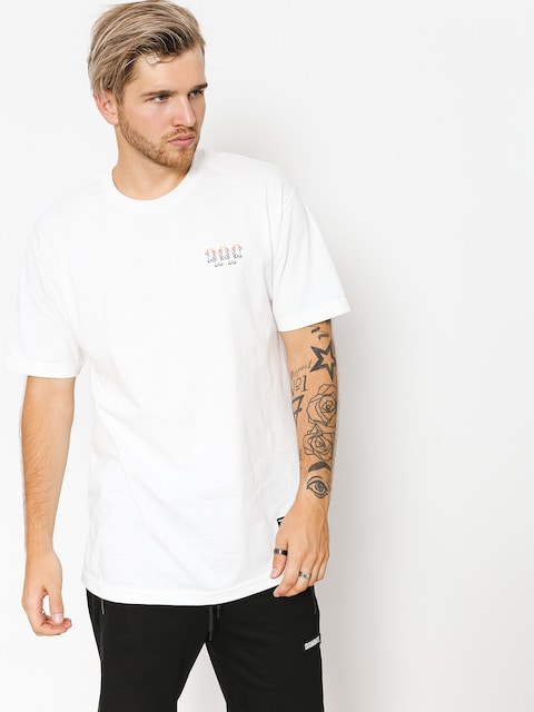 Grizzly Griptape T-shirt All Stars (white)