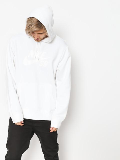Nike SB Hoody Sb Icon HD (white/white)