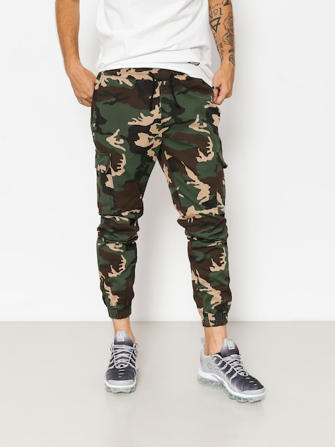 Diamante Wear Hose Rm Hunter Jogger (woodland camo)