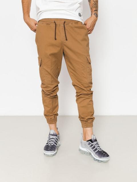 Diamante Wear Hose Rm Hunter Jogger (brown)