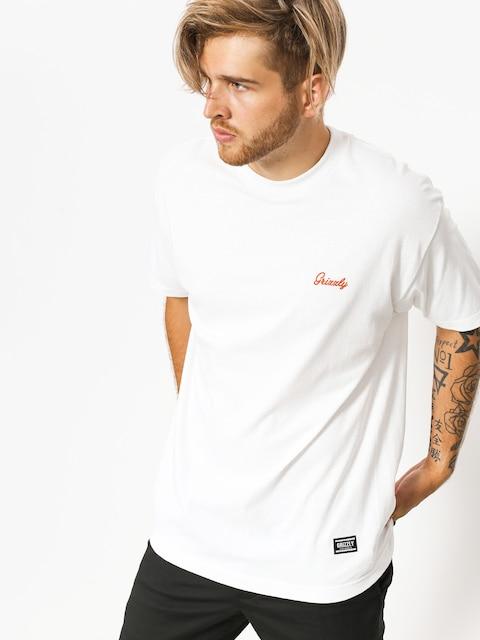 Grizzly Griptape T-Shirt Coastal Clique (white)