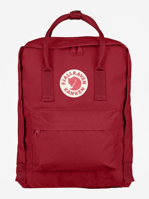 Fjallraven Backpack Kanken (red)