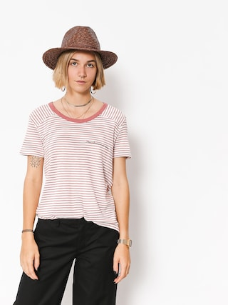 Roxy T-Shirt Myfavoritethina Wmn (whitered rose thin s)