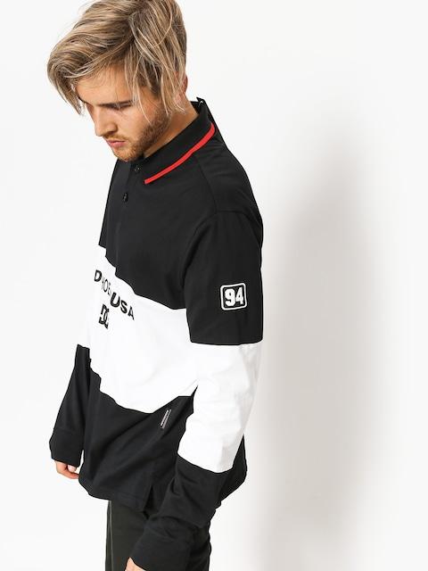 DC Polo t-shirt Emerson (black)