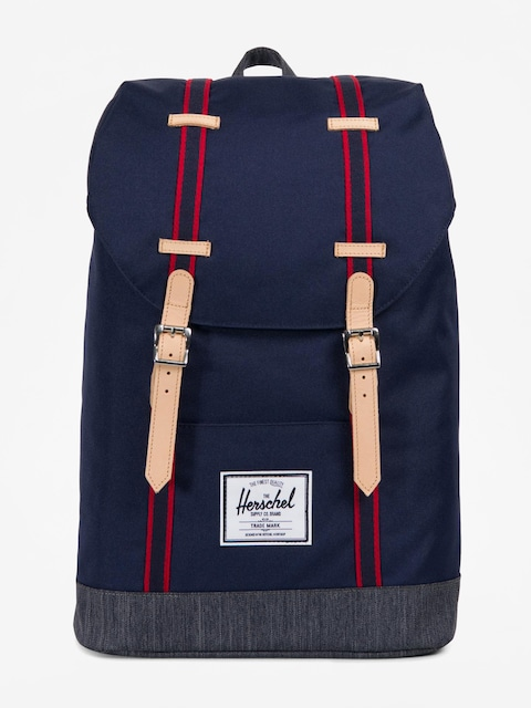 Herschel Supply Co. Rucksack Retreat (peacoat/dark denim)
