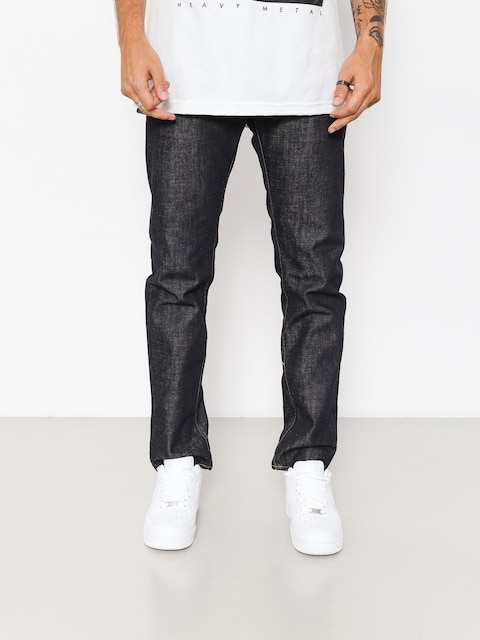 Carhartt WIP Hose Klondike (blue denim 12 oz/blue rigid)