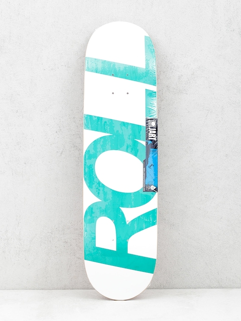 Jart Deck Roll (white/green)