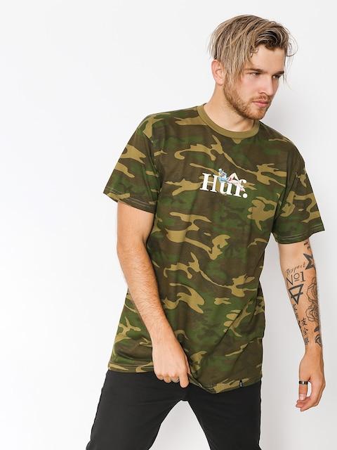 HUF T-Shirt Miss America