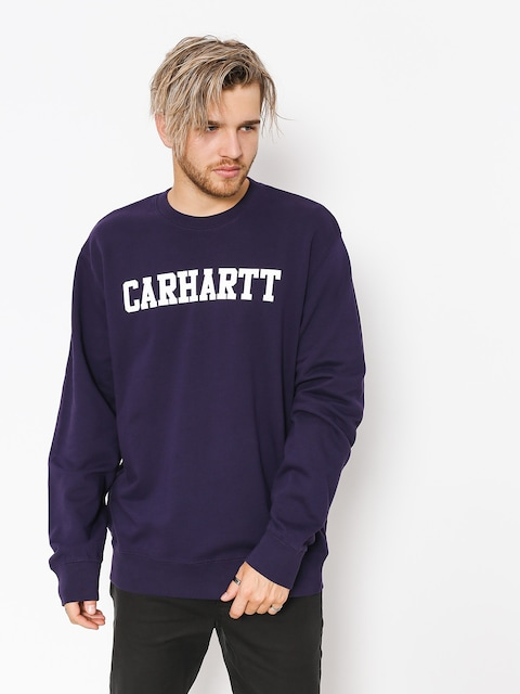 Carhartt WIP Sweatshirt College (lakers/white)