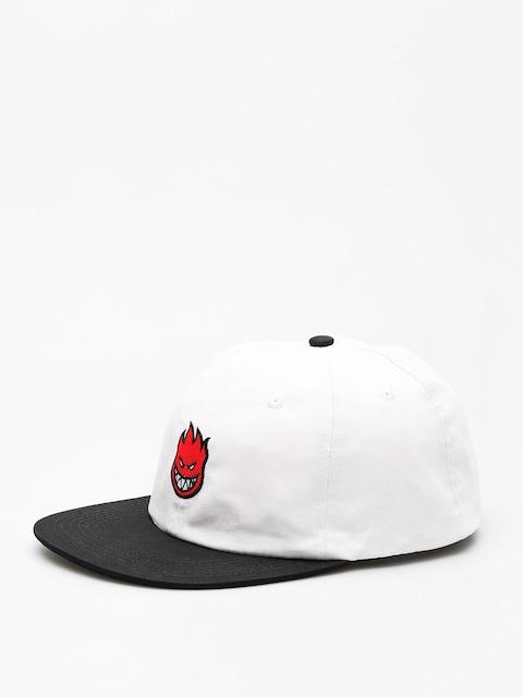 Spitfire Cap Lil Bighd Stpbk ZD (white/black)