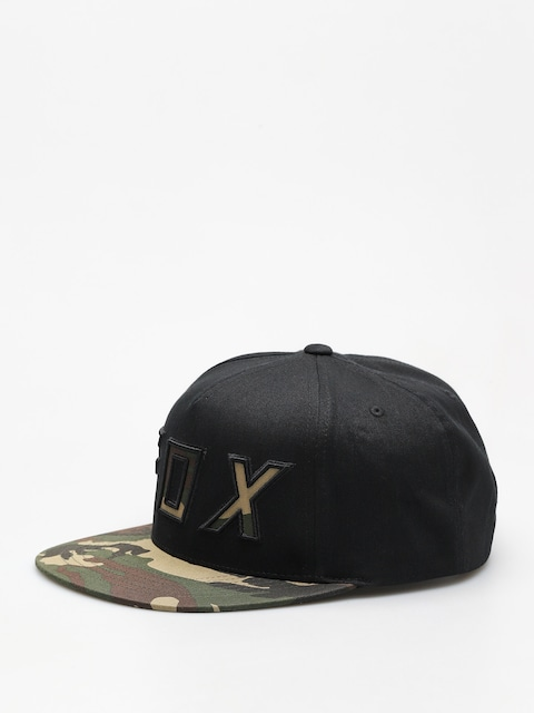 Fox Cap Posessed ZD (black)