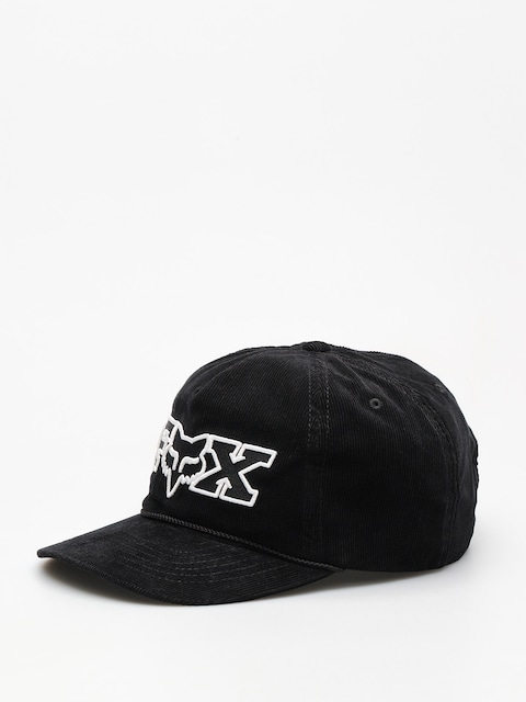 Fox Cap Get Hakked (black)