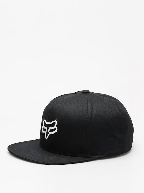 Fox Cap Legacy Snapback ZD (black)