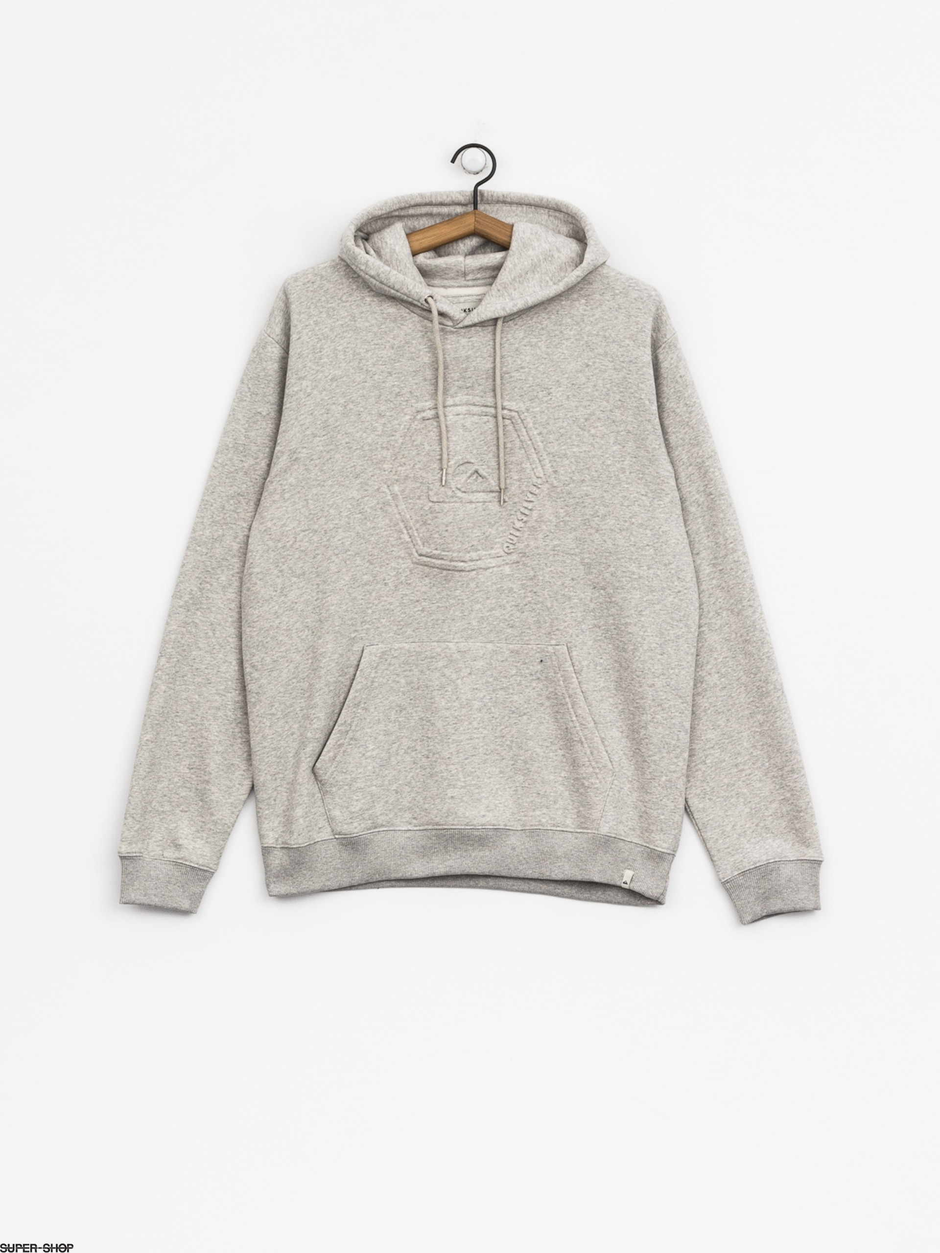 Quiksilver Swell Emboss Pullover Hoody