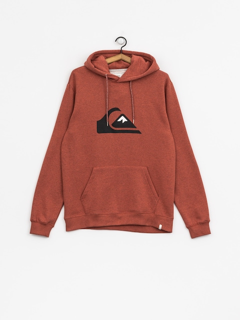 Quiksilver Hoodie Big Logo HD (barn red heather)