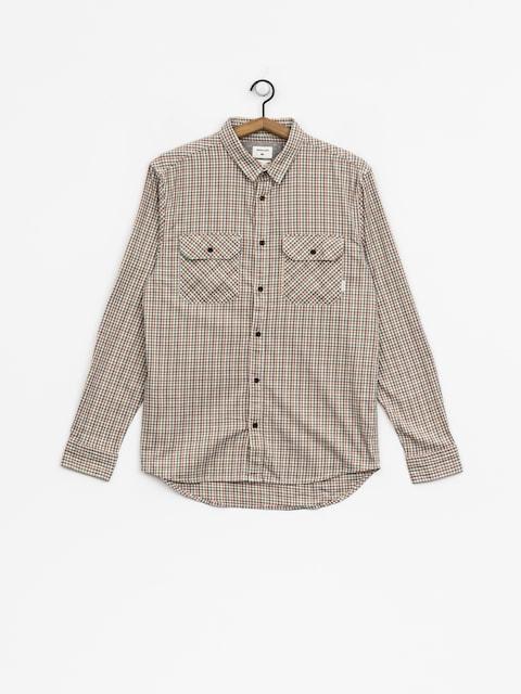 Quiksilver Shirt Fuji View (dk forest)