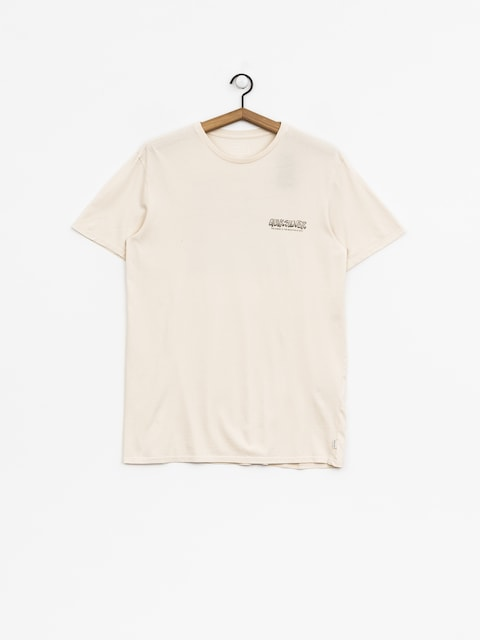 Quiksilver T-Shirt The Original Mtnw (oatmeal)