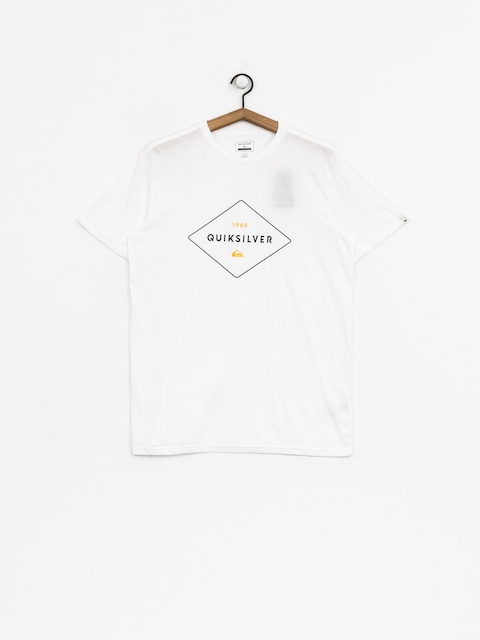 Quiksilver T-Shirt Fluid Flow (white)