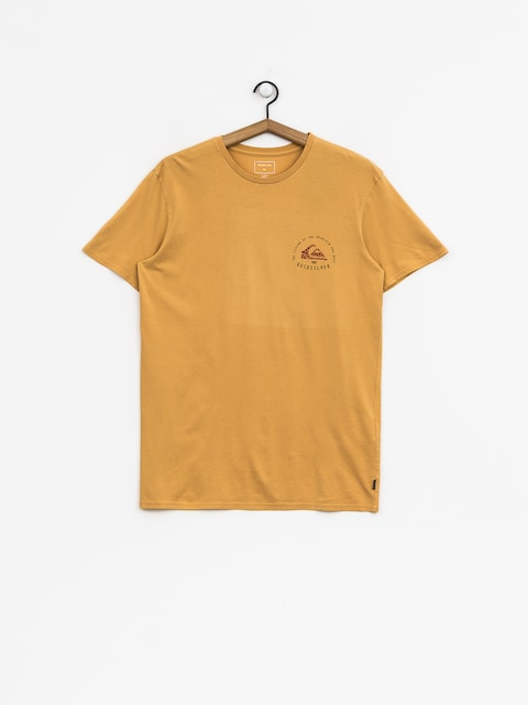 Quiksilver T-Shirt Rising Giant (taffy)