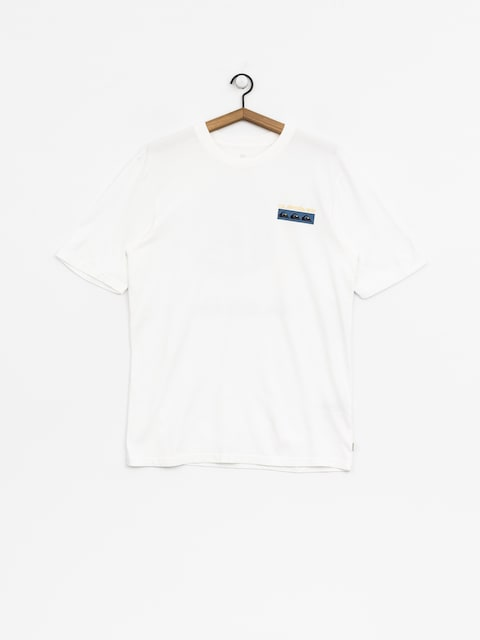 Quiksilver T-Shirt Original Vortex (white)