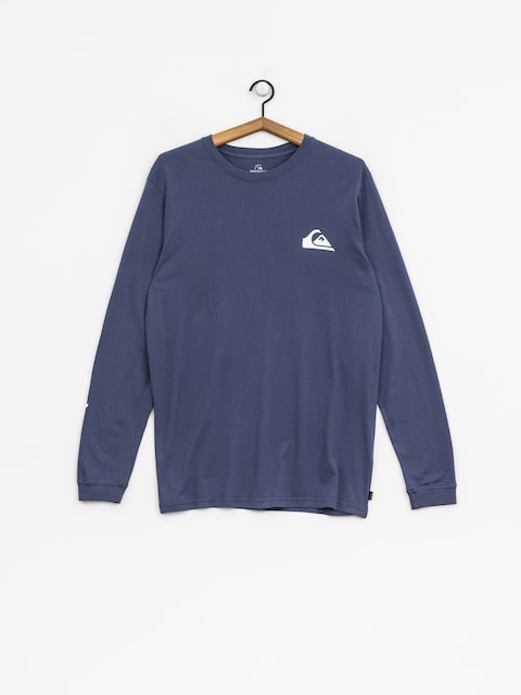 Quiksilver T-Shirt Original Quik Cls (bijou blue)