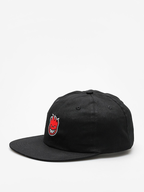 Spitfire Cap Lil Bh Fill Strp ZD (black/red)
