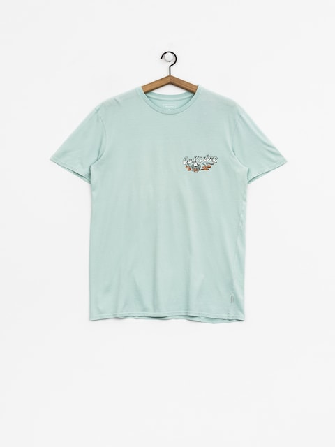Quiksilver T-Shirt Hot Sake (blue haze)