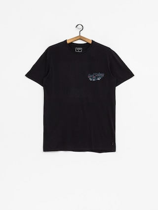 Quiksilver T-shirt Hot Sake (black)