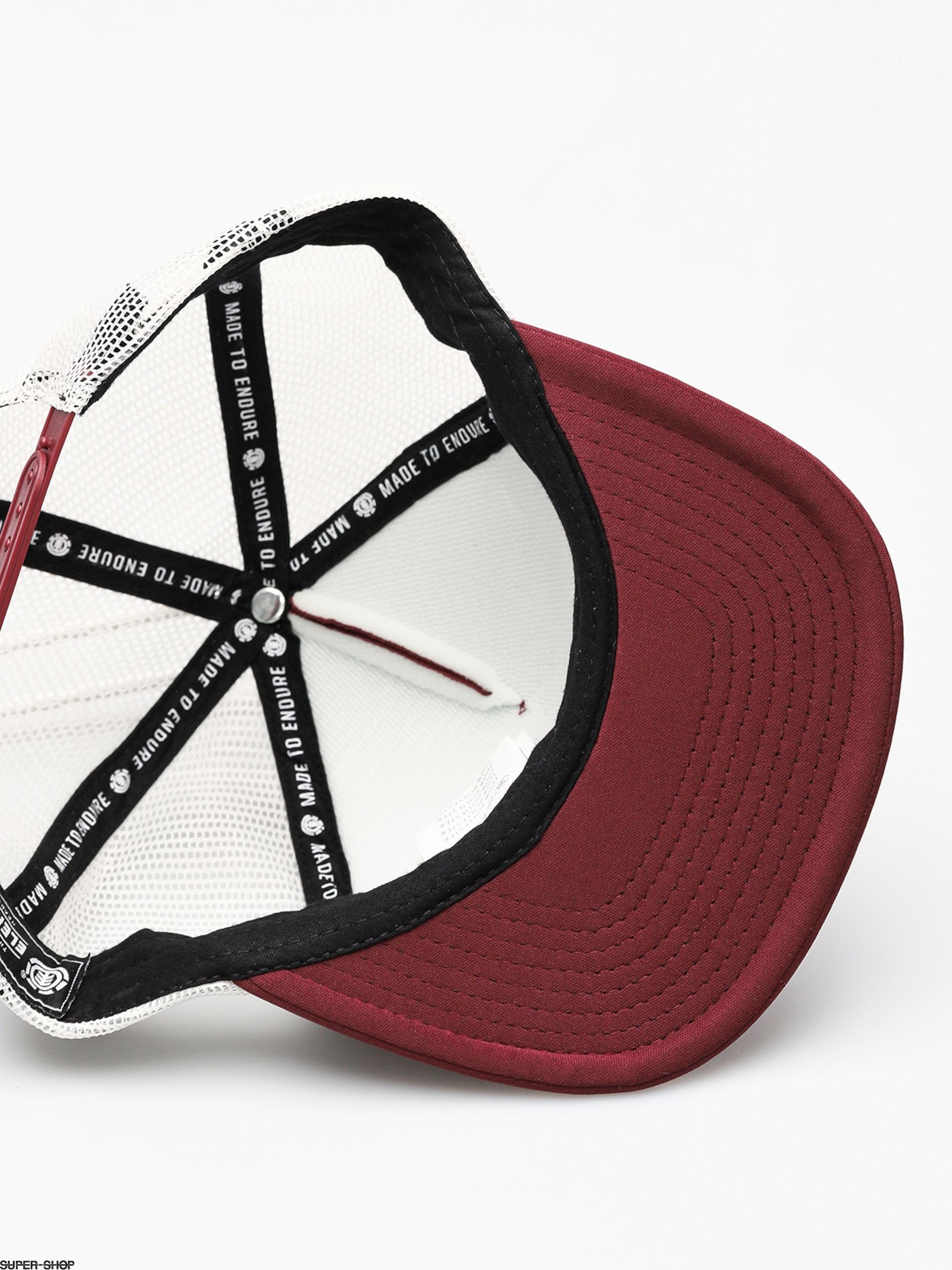 Element Cap Rift II Trucker ZD (napa red) b406749880d8