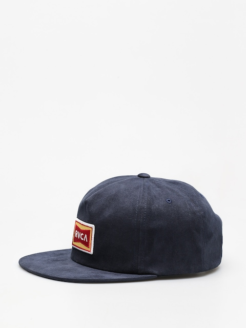 RVCA Cap Pace ZD (navy)