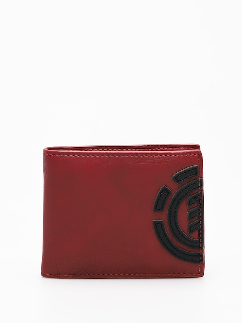 Element Wallet Daily (oxblood red)