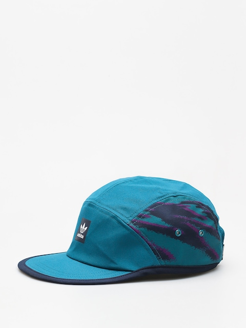 adidas Cap Court 5 Panel ZD (real teal s18)