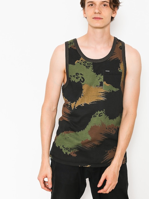 Volcom Tank top Sherwood (cam)