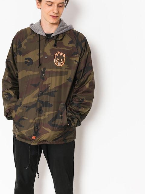 Spitfire Jacket Covert (camo/orange)