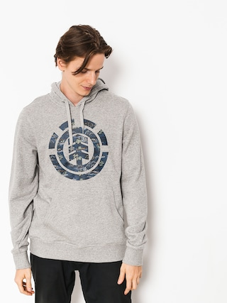 Element Hoody Logo Fill HD (grey heather)